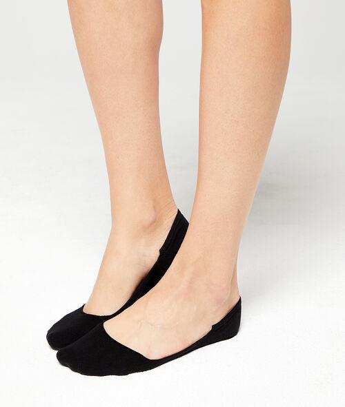 2 paires de protèges pieds