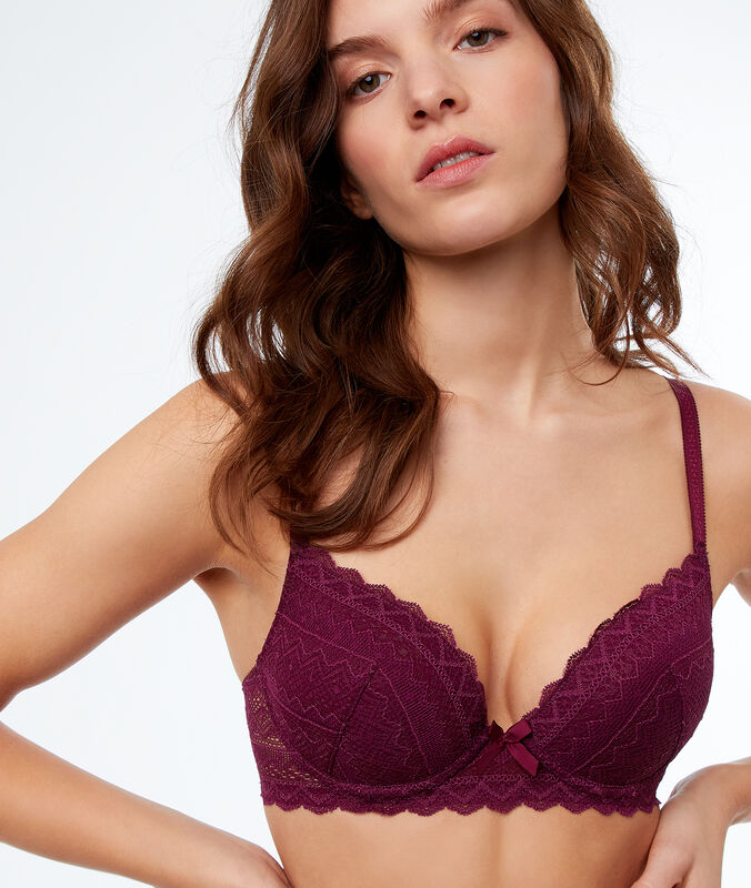 Soutien-gorge n°1 - magic up prune.