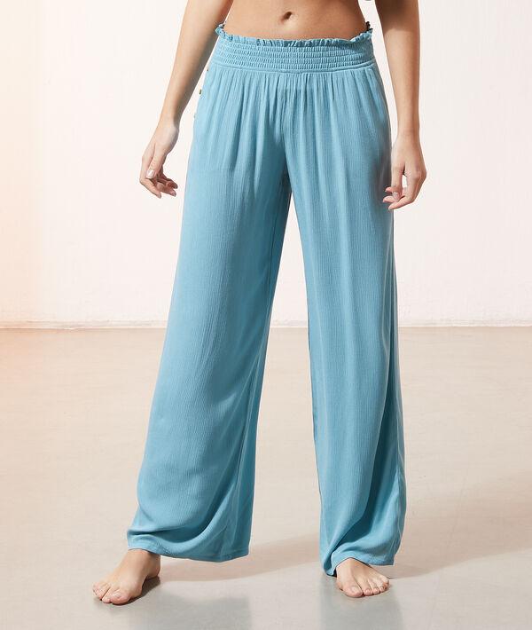 Pantalon large;${refinementColor}