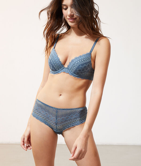 Soutien-gorge N°2 - Push-up plongeant;${refinementColor}