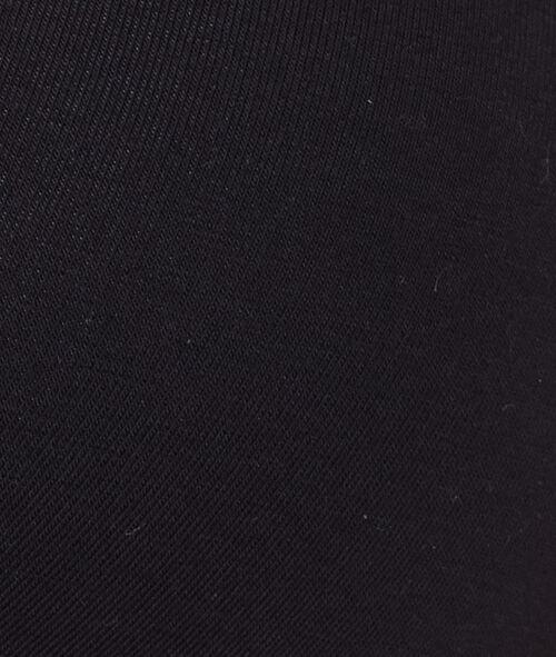 Triangle sans armatures en coton