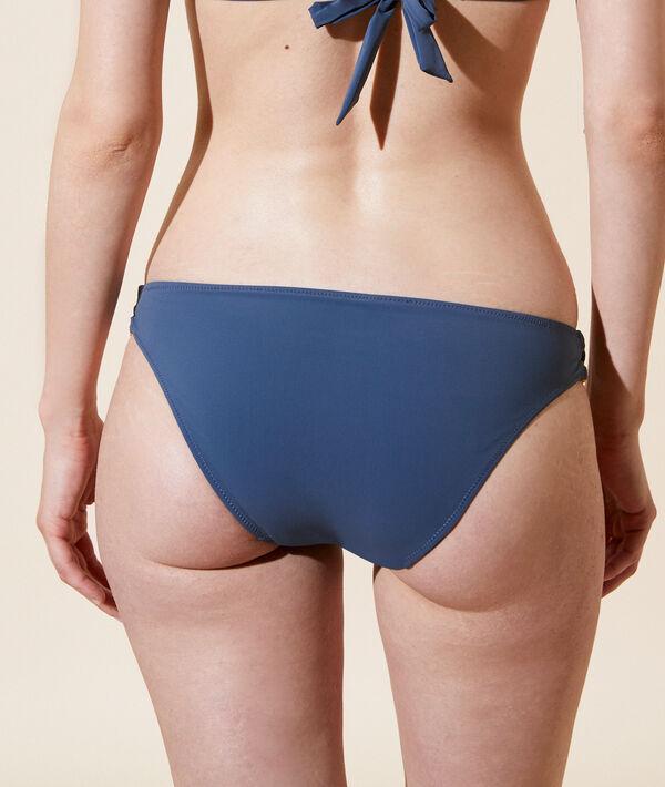Bas de bikini simple;${refinementColor}