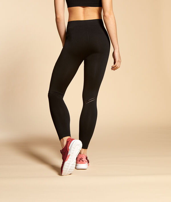 Legging de training seamless long;${refinementColor}