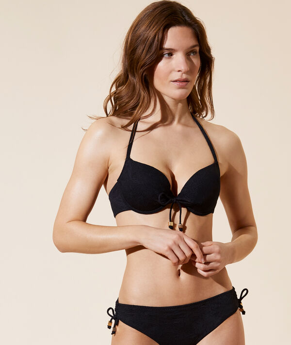 Haut de maillot de bain push-up;${refinementColor}